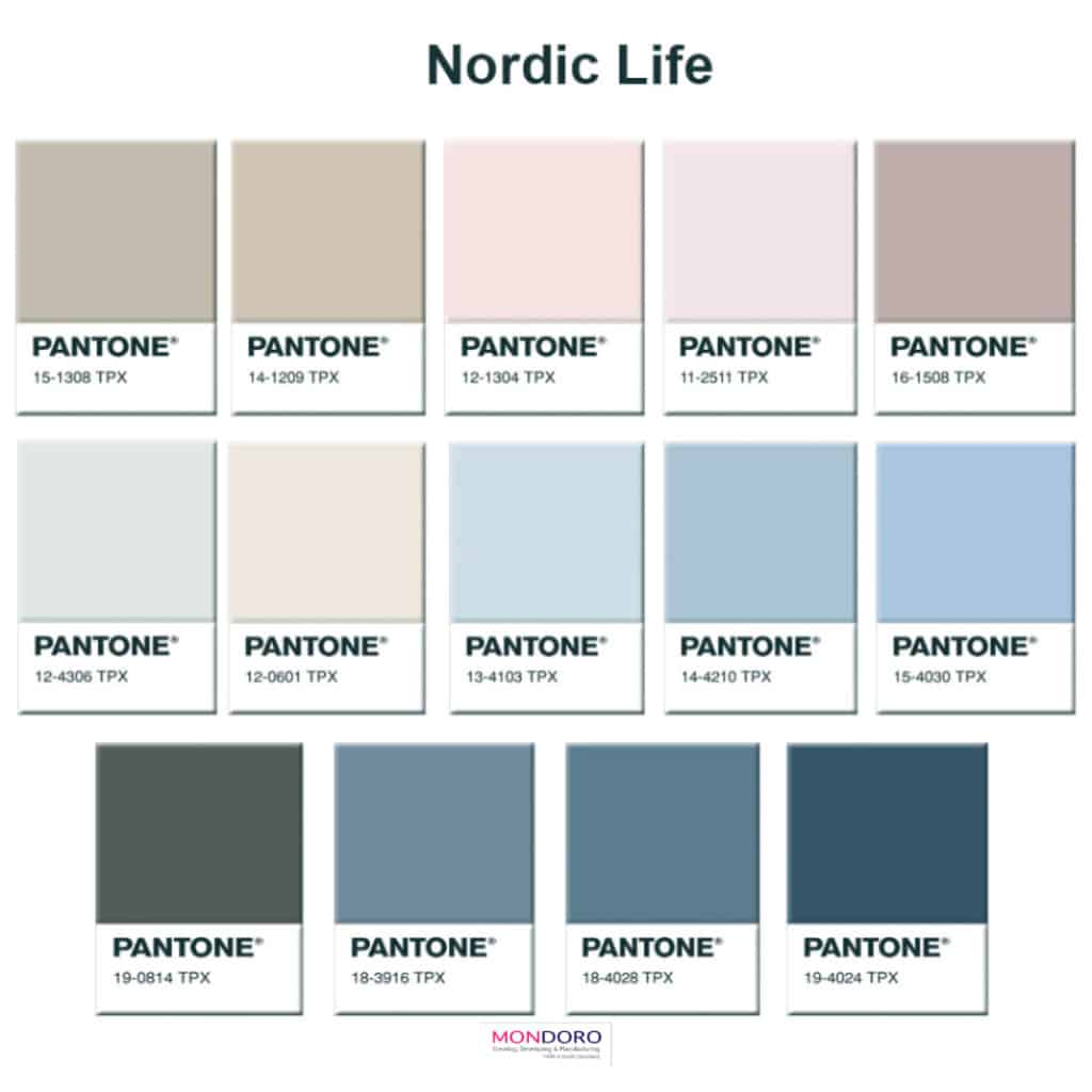 Nordic Life Color Trends