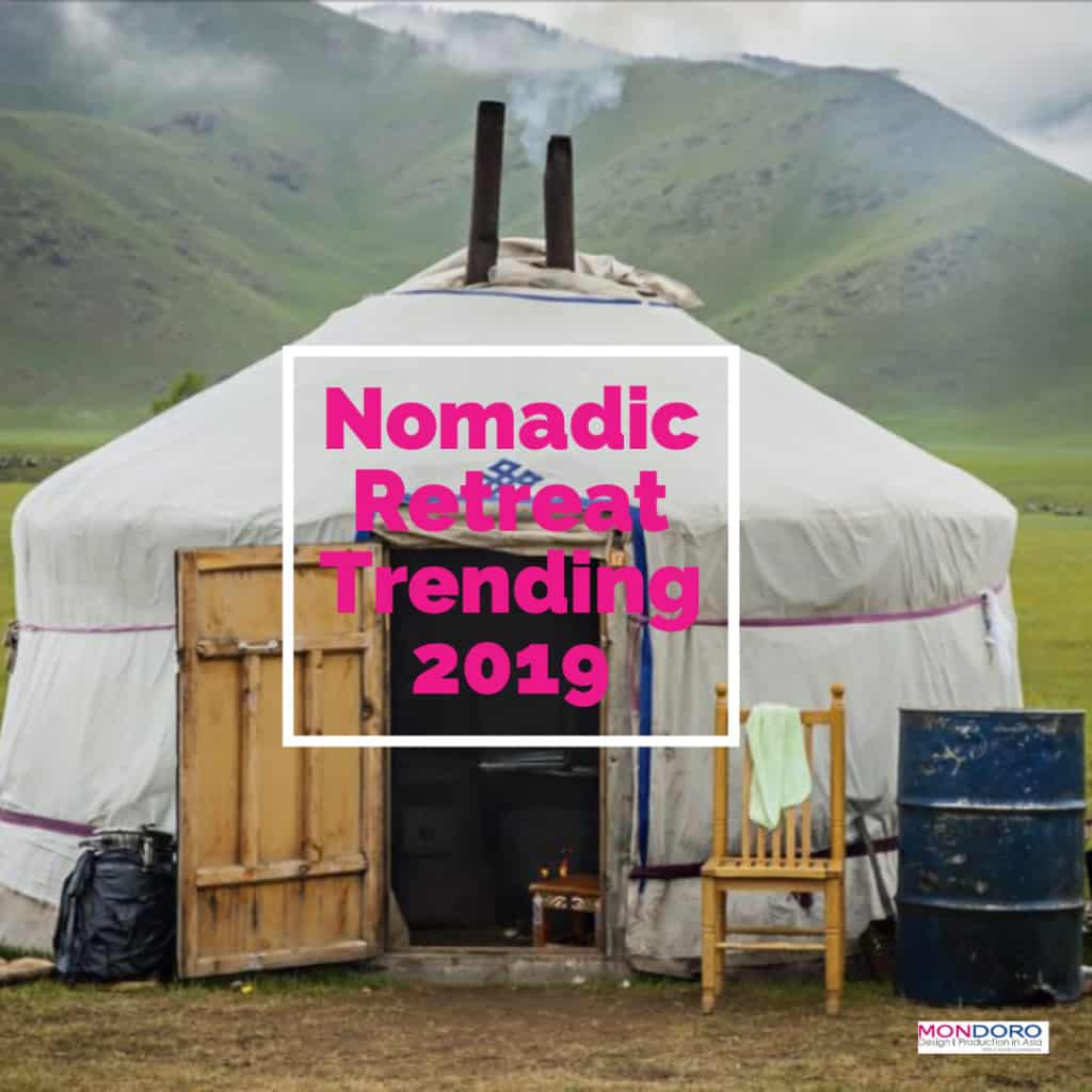 Nomadic Retreat