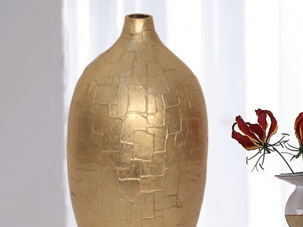 What is Gold Leafing Used in Home Decor Products?