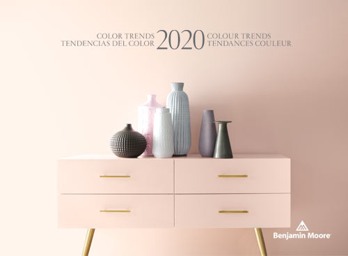 Benjamin Moore Paints Color of the Year 2020 - First Light
