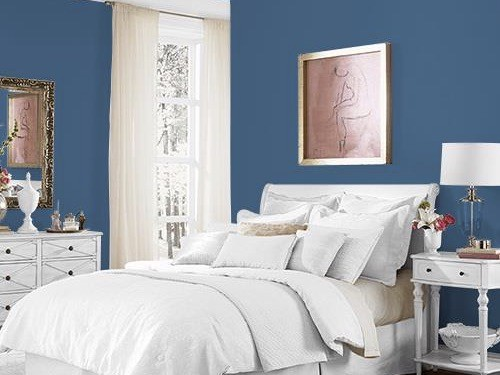 Pittsburgh Paints Color of Year Chinese Porcelain