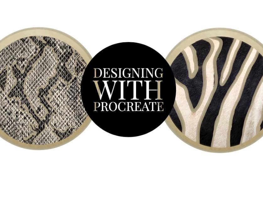 Using Procreate In Designing Home Decor Products – Why We Love It!
