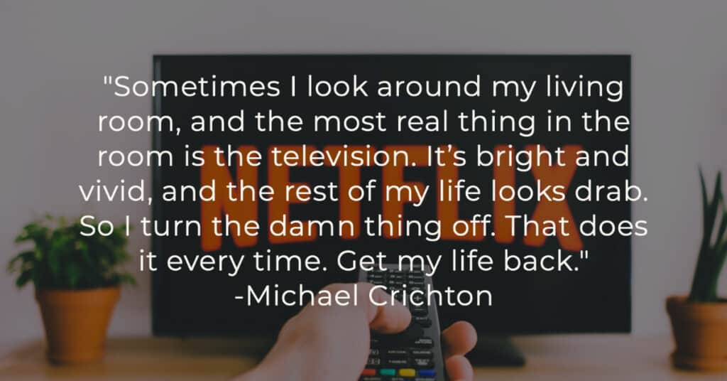 Michael Crichton Quote