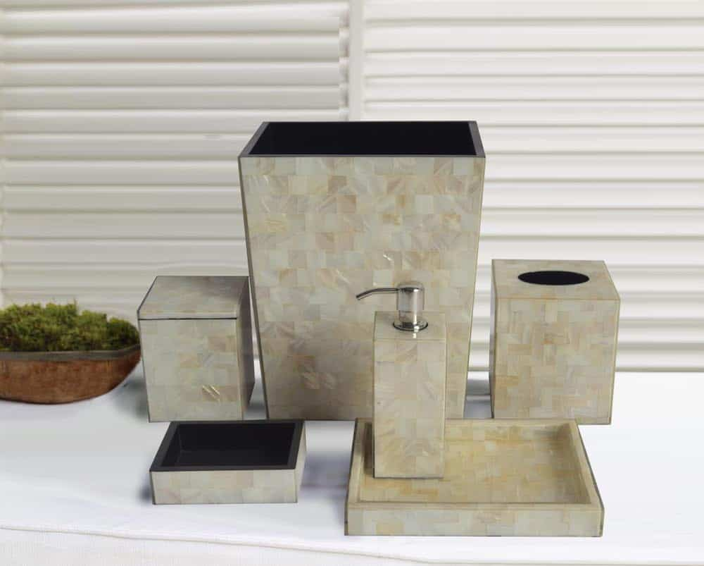 Luxury Bathroom Accessories A Complete Set For Product Development Mondoro Company Limited