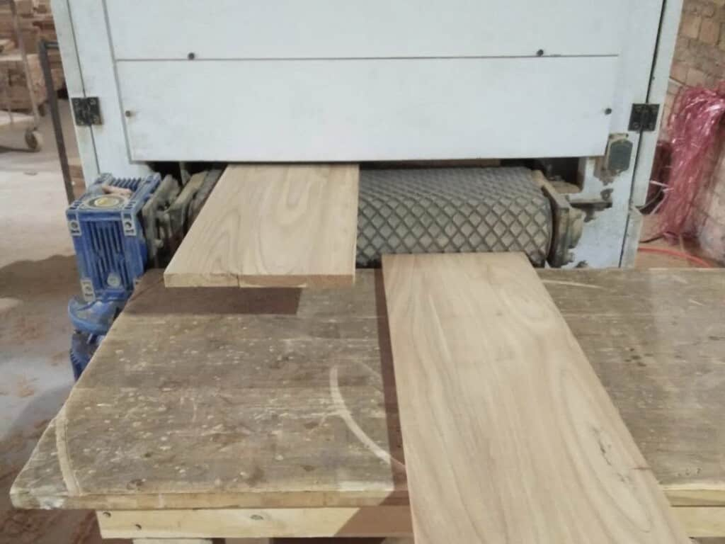 Processing Solid Wood