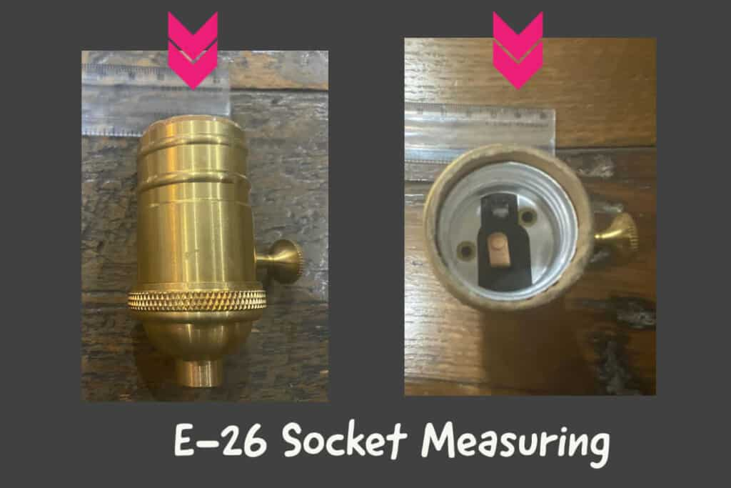 How To Measure An E Socket Size