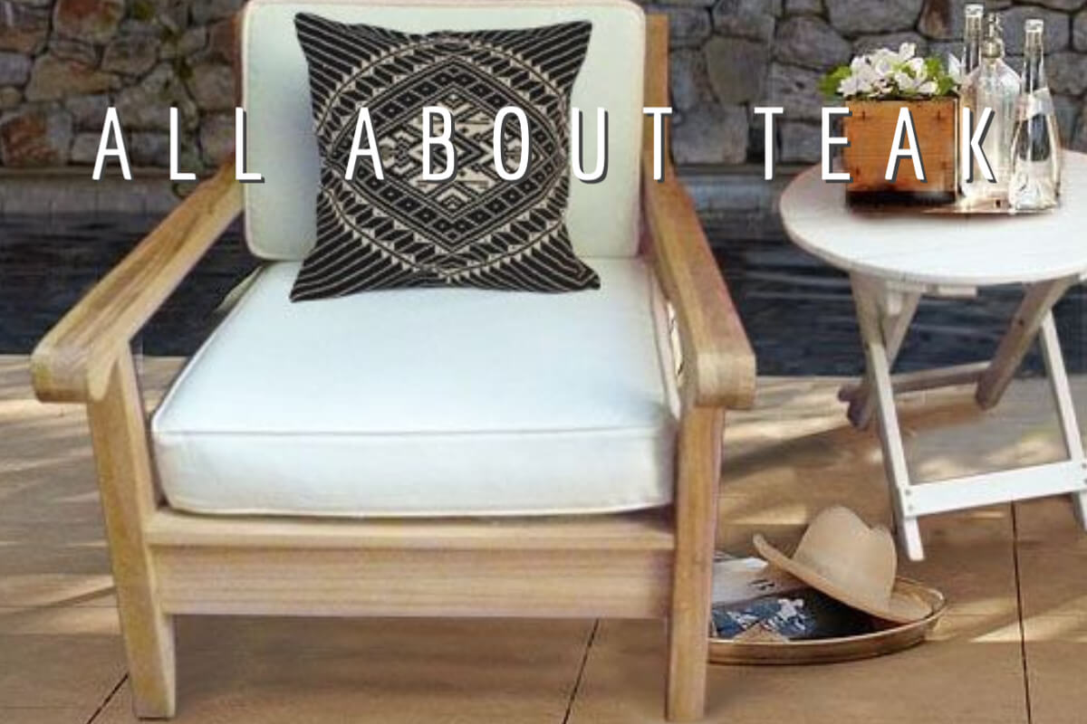 All about Teak